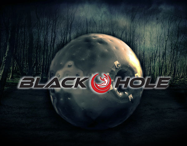 Black Hole at Go Zorbing London